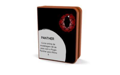 Modelagem 3D de joias com Panther3d