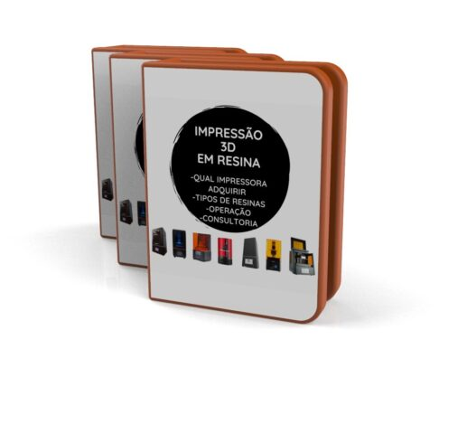 Impressão 3D em resina MSLA / LCD